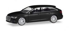 Herpa 420303-002 Audi A6 Avant brillantschwarz