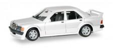 Herpa 420310 MB 190 E 2.5 16V weiß