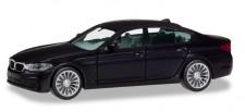 Herpa 420372 BMW 5er (G30) Lim. schwarz
