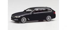 Herpa 420389-002 BMW 3er Touring schwarz