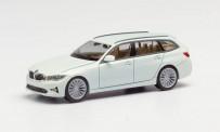 Herpa 420839 BMW 3er Touring alpinweiß