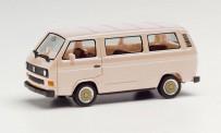 Herpa 420914-002 VW T3 Bus mit BBS-Felgen beige