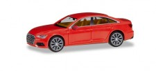 Herpa 430678 Audi A6 Lim. feuerrot