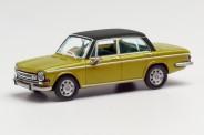 Herpa 430746 Simca 1301 Special gold/schwarz