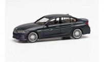 Herpa 430890 BMW Alpina B3 (G20) Lim. Black Saphire