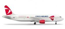 Herpa 509565-001 Airbus A320 CSA OK-GEB