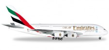 Herpa 514521-003 Airbus A380-800 Emirates