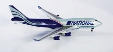 Herpa 518819-001 Boeing 747-400BCF National Air Cargo