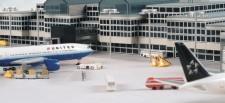 Herpa 520362 Flughafen Basis Set 1