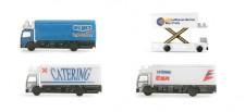 Herpa 520577 Catering Fahrzeuge