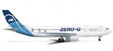 Herpa 524766 Airbus A300B2 Novespace Zero G