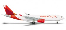 Herpa 526180 Airbus A330-200F Avianca N332QT