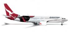 Herpa 526418 Boeing 737-800 Qantas Mendoowoorrj