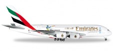 Herpa 527897 Airbus A380-800 Emirates