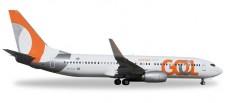 Herpa 528726 Boeing 737-800 GOL