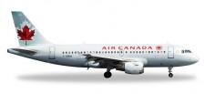 Herpa 528795 Airbus A319 Air Canada