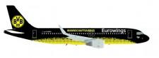 Herpa 529600 Airbus A320 Eurowings/BVB Dortmund