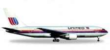 Herpa 530187 Boeing 767-200 United Airlines