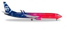 Herpa 530637 Boeing 737-900 Alaska Airlines