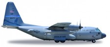 Herpa 530651 Lockheed C-130H Hercules US Air Force