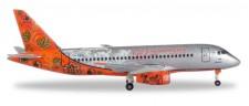 Herpa 531160 Sukhoi Superjet SSJ-100 Aeroflot