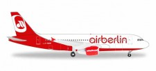 "Herpa 531498 Airbus A320 airberlin ""Last Flight"""