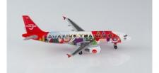 Herpa 532686 Airbus A320 Thai Air Asia Amazing Thail