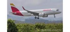 Herpa 533027 Airbus A320 neo Iberia