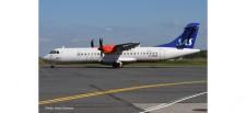 Herpa 533034 ATR-72-600 SAS Scandinavian Airlines