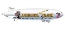 Herpa 533461 Zeppelin NT Europa-Park D-LZFN