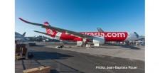 Herpa 533980 Airbus A330-900neo Thai Air Asia X