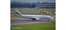 Herpa 534086 Embraer E190 Bulgaria Air
