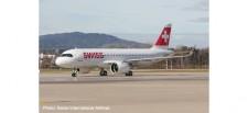 Herpa 534413 Airbus A320neo Swiss International