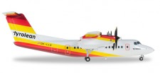 Herpa 558419 De Havilland Canada DHC-7 Tyrolean Airwa