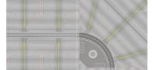 Herpa 558969 Scenix - Vorfeld / Tower-Platten