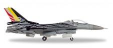 Herpa 558990 Lockheed Martin F-16AM Belgian AF Solo
