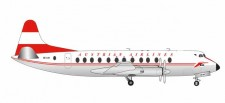 Herpa 559065 Vickers Viscont 800 Austrian Airlines