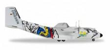 Herpa 559201 Transall C-160 Luftwaffe LTG61 50 Jahre