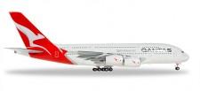 Herpa 559423 Airbus A380 Qantas - new colors