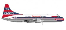 Herpa 559621 Convair CV-340 Braniff International