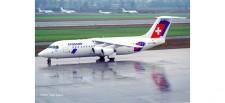Herpa 559638 Avro RJ100 Jumbolino Crossair