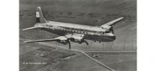 Herpa 559799 DC-4 Skymaster KLM Douglas