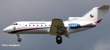 Herpa 559898 Yakovlev Yak-40 Czech Air Force