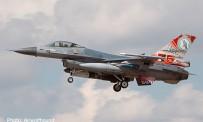 Herpa 570992 Lockheed Martin F-16A Royal Nederland