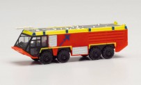 Herpa 571548 Airport Fire Engine (Hamburg Airport)