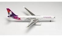 Herpa 571753 Airbus A330-200 Hawaiian Airlines