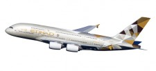 Herpa 610629 Airbus A380-800 Etihad Airways