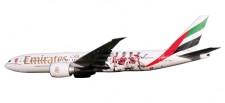 Herpa 611060 Boeing 777-200LR Emirates