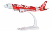 Herpa 612081 Airbus A320neo Air Asia