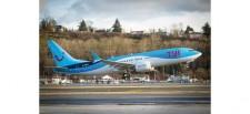 Herpa 612166 Boeing B737-Max8 TUI Fly Deutschland